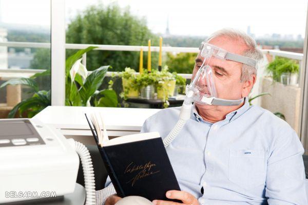 مشکل تنفسی