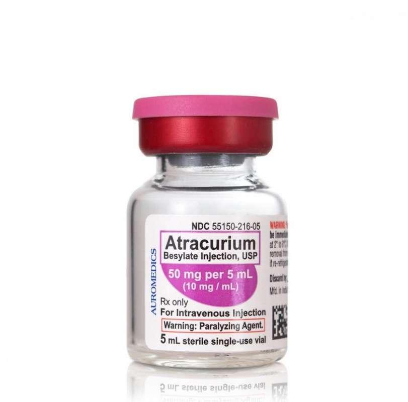 همه چیز در مورد داروی آتراکوریوم