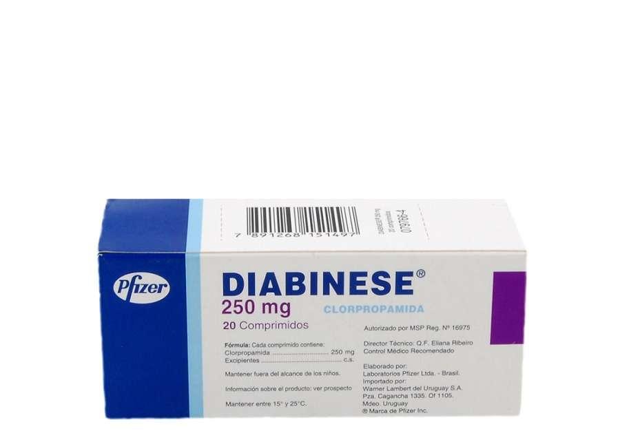 همه چیز در مورد موارد مصرف داروی ضد دیابت کلرپروپامید