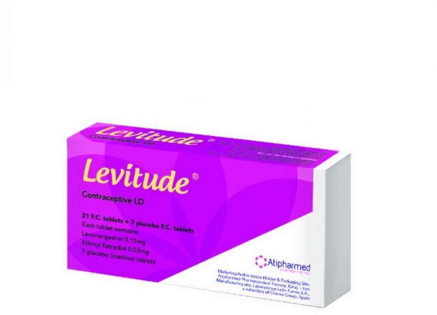 اطلاعات کامل دارویی در مورد قرص ضد بارداری لویتود
