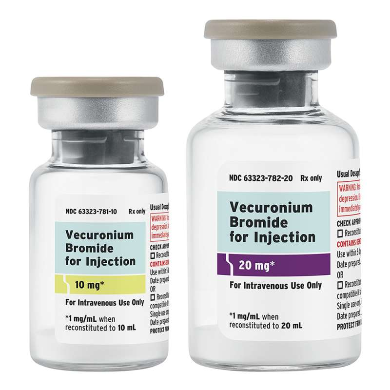 آشنایی با موارد مصرف و عوارض داروی وکرونیوم