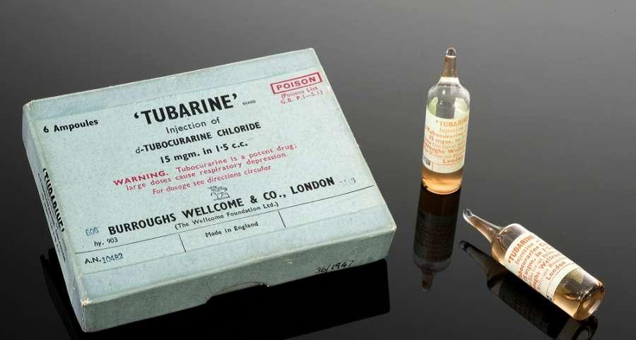 موارد مصرف و عوارض داروی بیهوشی توبوکورارین