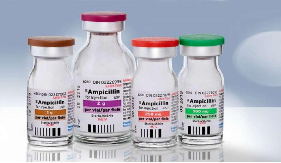 آشنایی با موارد مصرف و عوارض آمپی سیلین