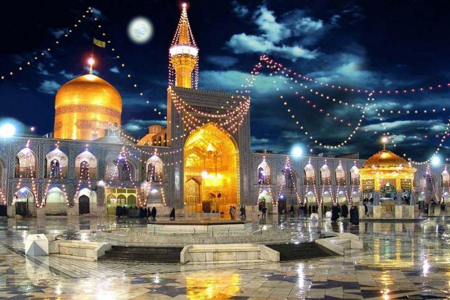 هزینه های سفر به مشهد و جاذبه های گردشگری این شهر زیارتی