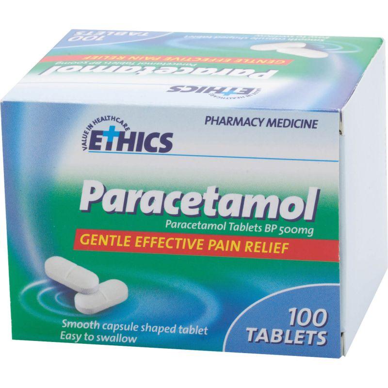 آشنایی با موارد مصرف و عوارض داروی پاراستامول