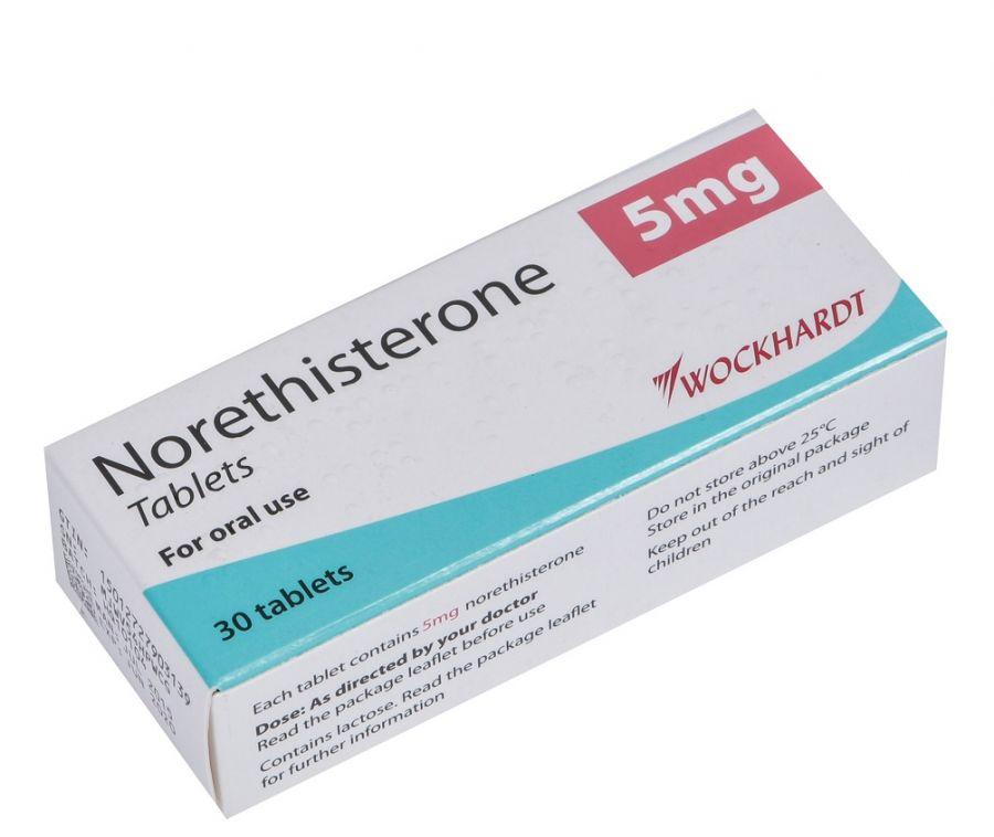 جلوگیری از پریود با قرص نورتیسترون!