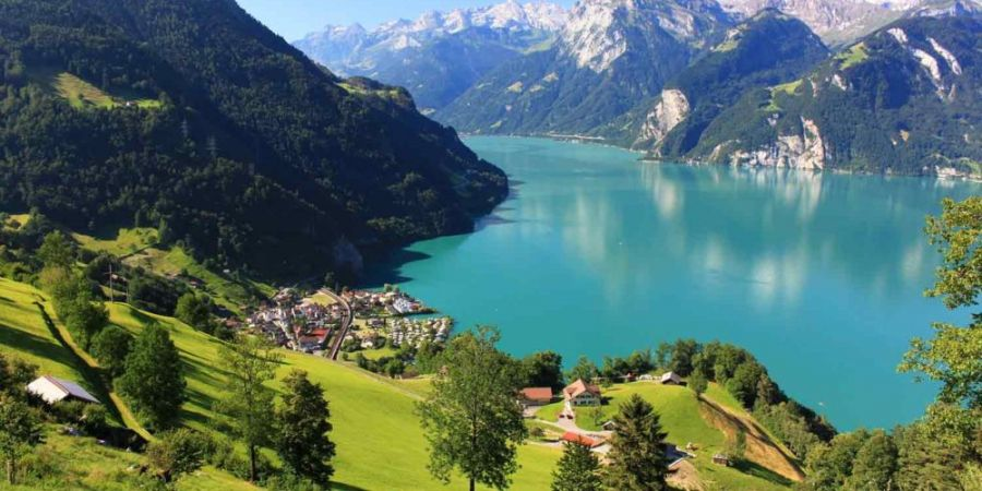 از هزینه های سفر به سوئیس و جاذبه های بهشتی آن بدانید