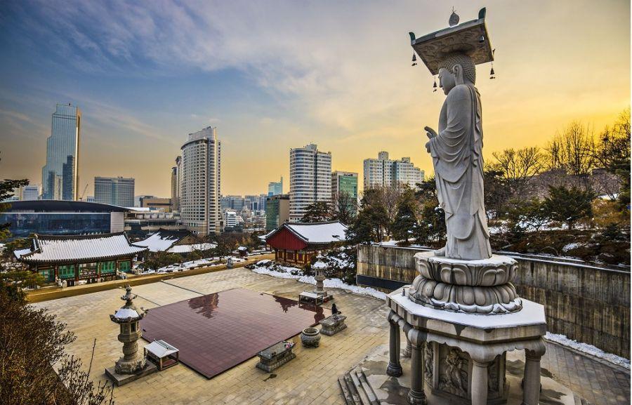 هزینه های سفر به کشور افسانه ای کره جنوبی