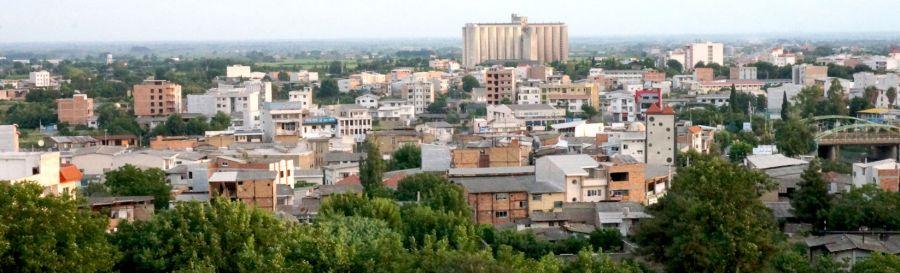 مناطق دیدنی و جاذبه های گردشگری شهرستان نکا