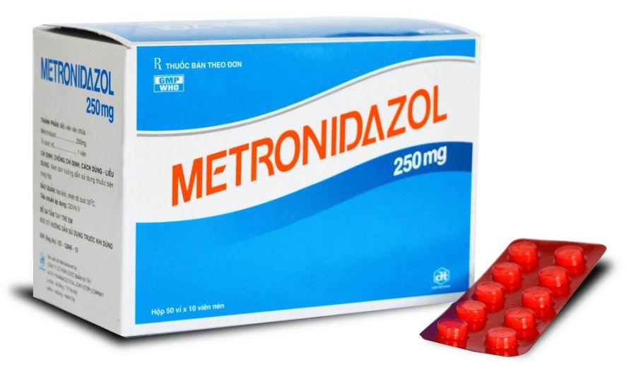 مترونیدازول آنتی بیوتیکی موثر برای درمان عفونت های باکتریایی