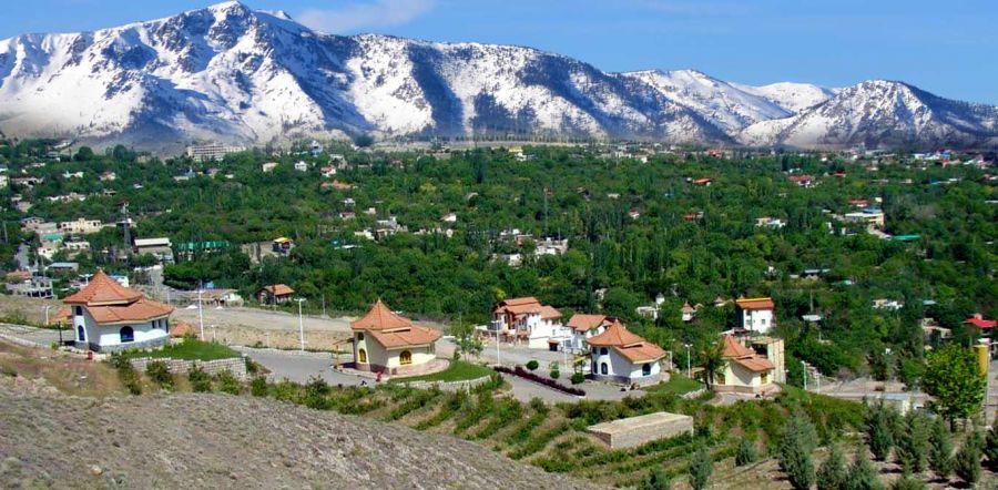 معرفی مناطق دیدنی و تاریخی قمصر
