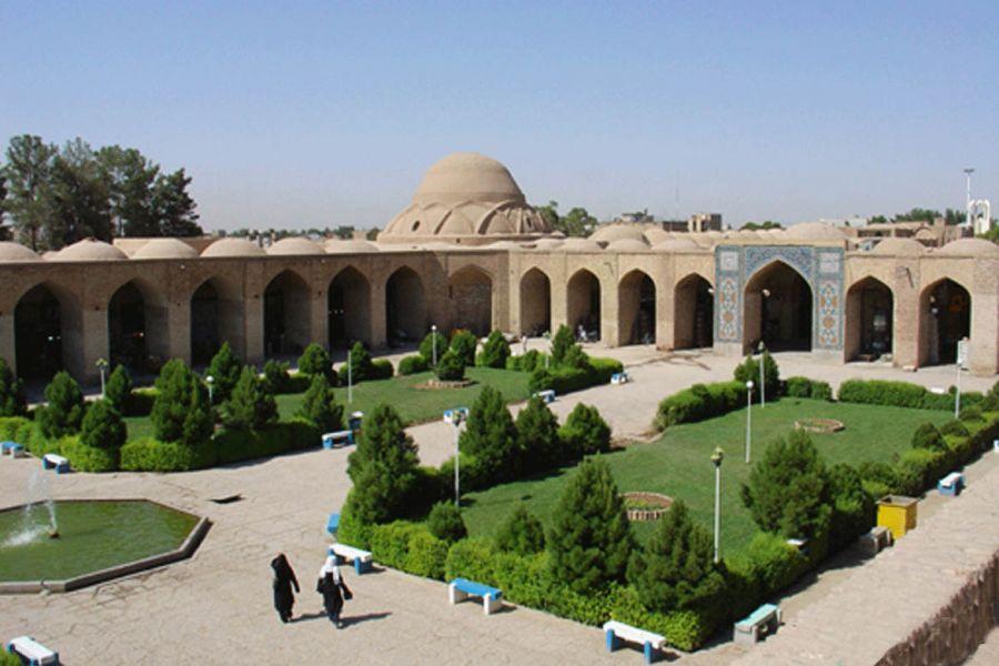 مناطق دیدنی و تاریخی کرمان