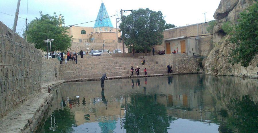 معرفی جاذبه های گردشگری و تاریخی غرق آباد