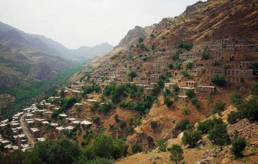آشنایی با مناطق دیدنی و تفریحی شهرستان پاوه