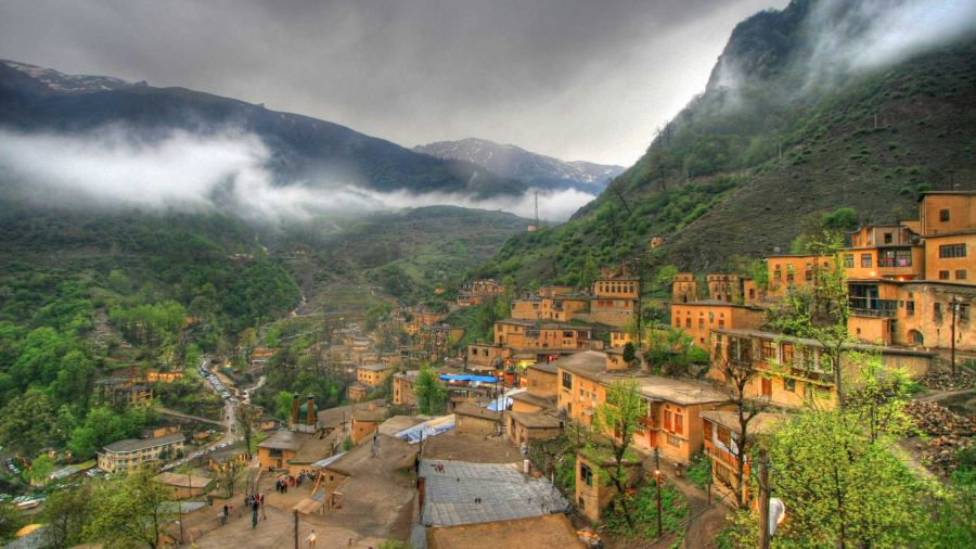 جاذبه های تاریخی و تفریحی شهرستان پاکدشت