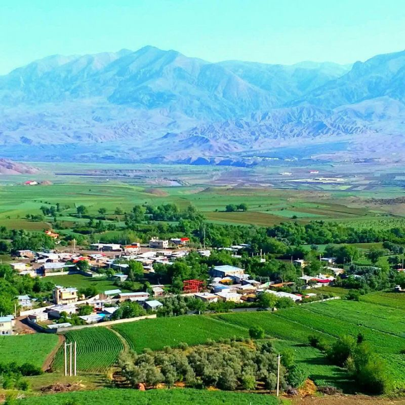 معرفی مناطق دیدنی شهرستان طارم