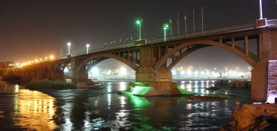 مناطق تفریحی و تاریخی شهر زیبای دزفول