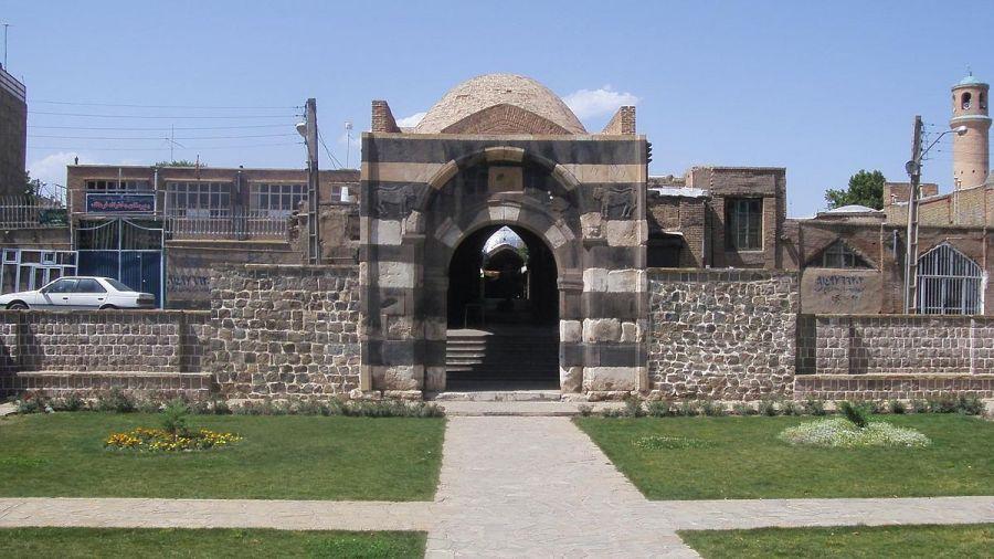 جاذبه های گردشگری و تاریخی شهر خوی
