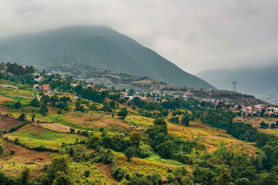 مناطق دیدنی و گردشگری شهر زیبای آمل