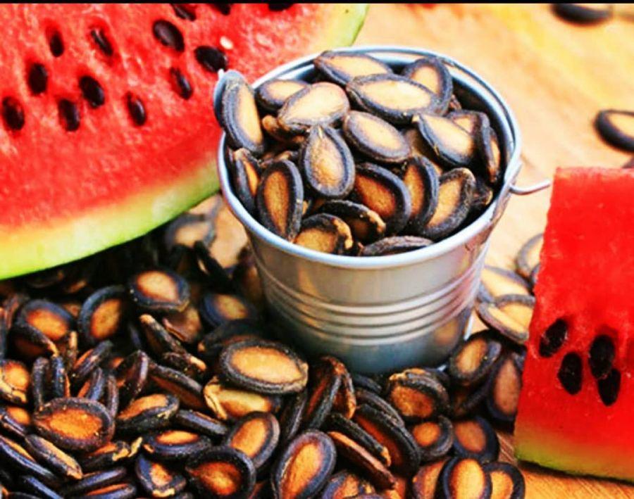 خواص جادویی تخم هندوانه برای سلامتی