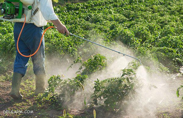 آفت کش در کشاورزی