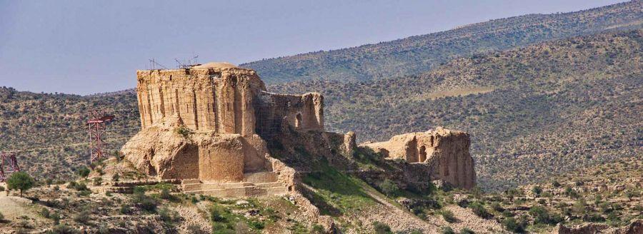 مناطق دیدنی و گردشگری فیروزآباد شیراز