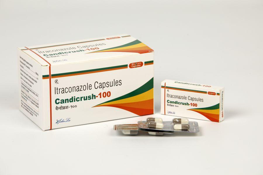 همه چیز در مورد داروی ضد قارچ ایتراکونازول