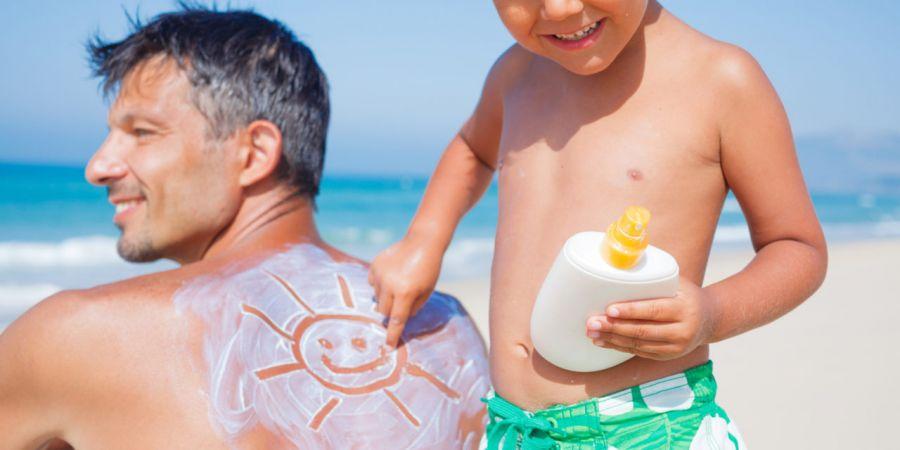 آشنایی با کرم ضد آفتاب رنگی +SPF۳۰سینره