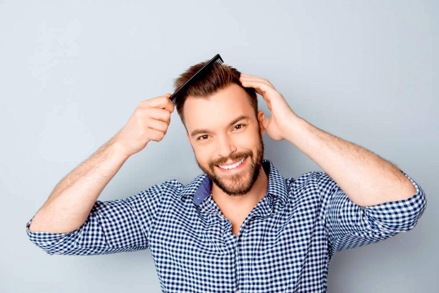 مزایای لوسیون گیاهی تقویت مو مخصوص آقایان سینره
