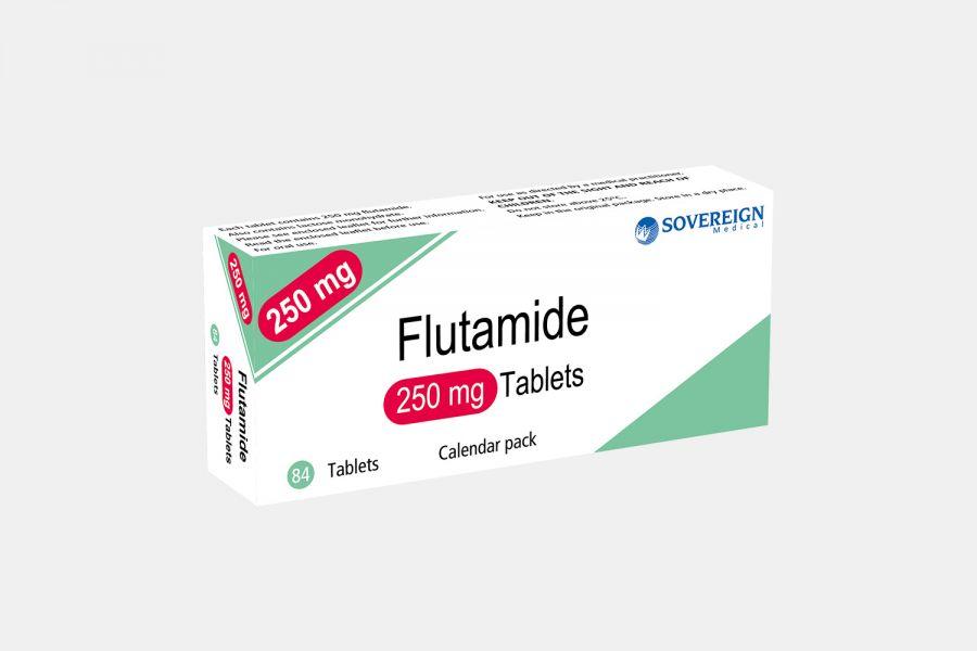 معرفی داروی ضد سرطان فلوتامید