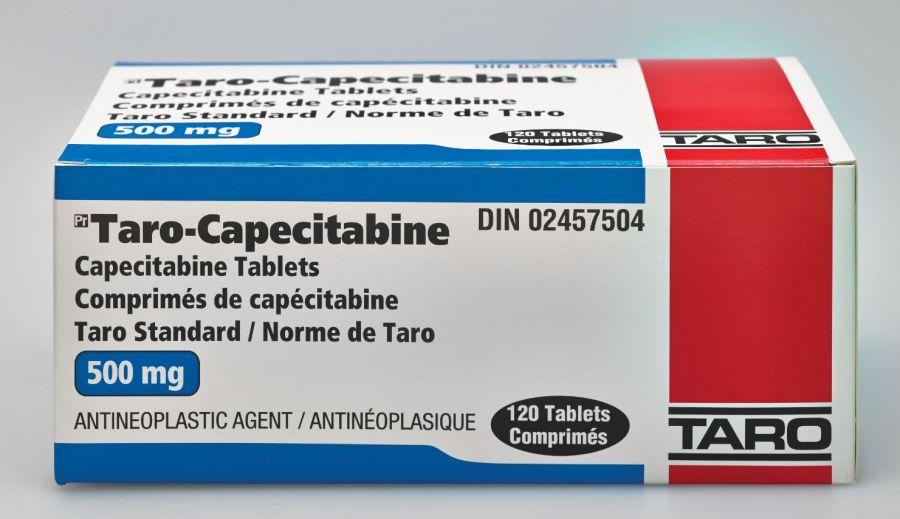 موارد مصرف و عوارض داروی کاپسیتابین