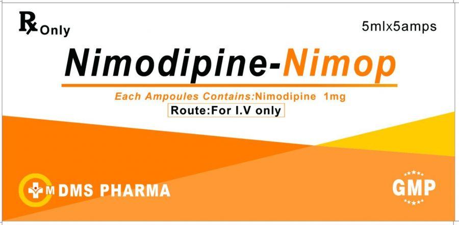 آشنایی با موارد مصرف داروی نیمودیپین