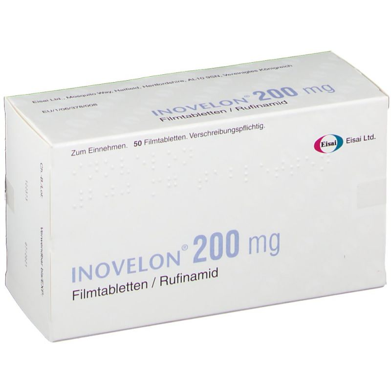 اطلاعات دارویی کامل داروی ضد صرع روفینامید