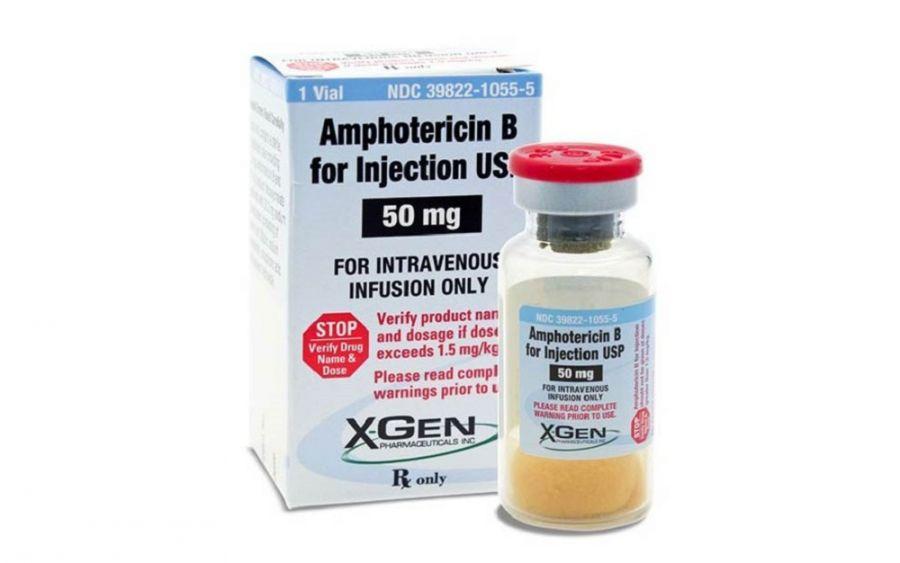 موارد مصرف و عوارض احتمالی آمفوتریسین B