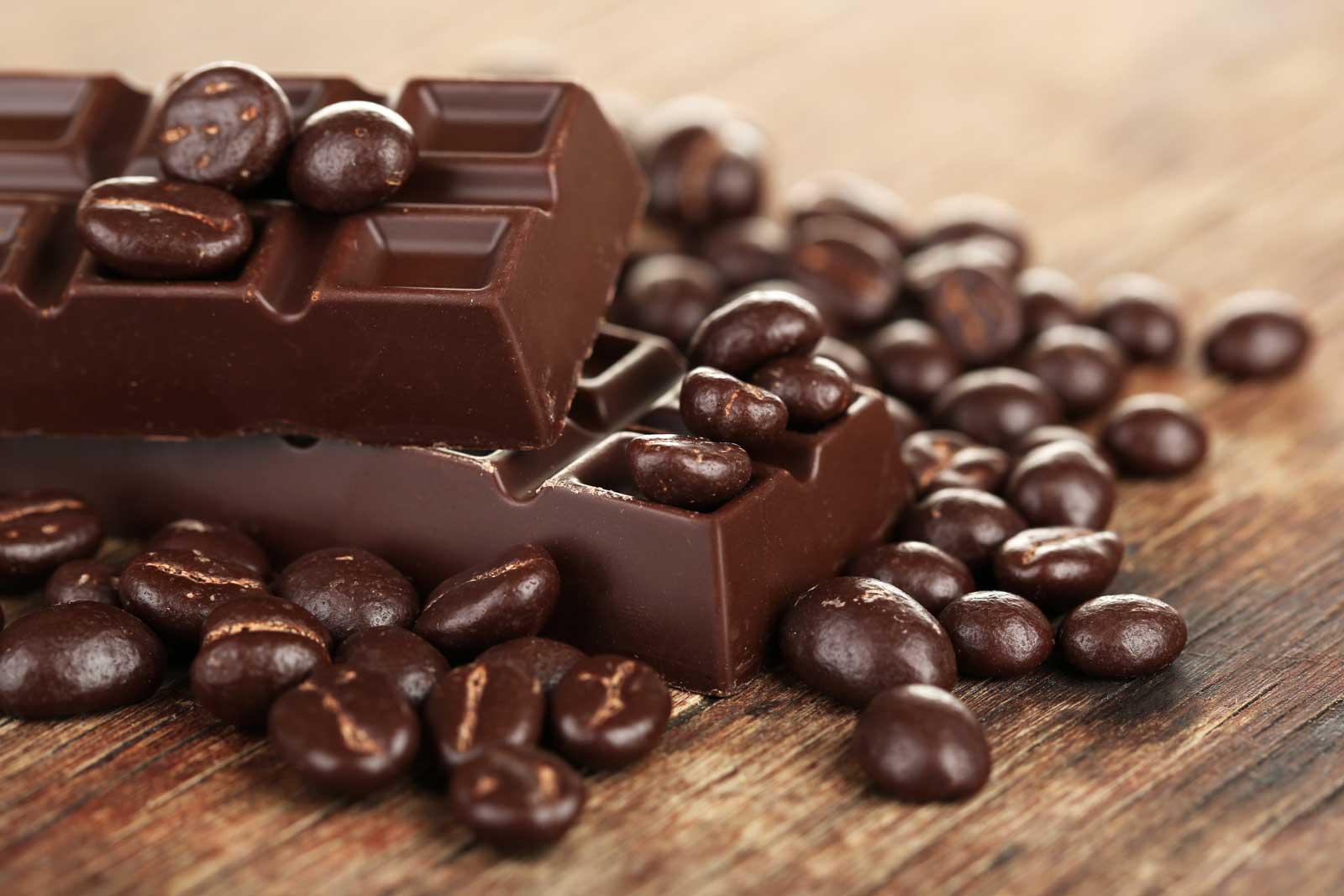 خواص بی نظیر شکلات تلخ در کاهش استرس