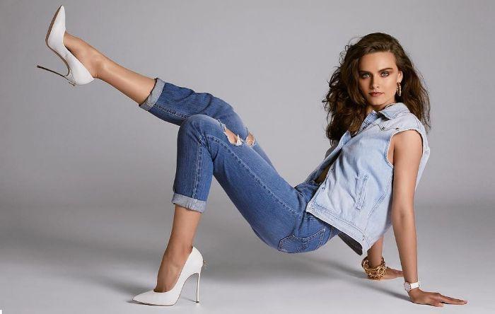 جدیدترین آلبوم مدل شلوار جین زنانه که در سال 2018 مد شده است