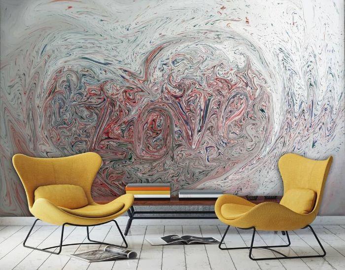 جدیدترین آلبوم مدل کاغذ دیواری سال 2018 با طرح های جذاب و متفاوت