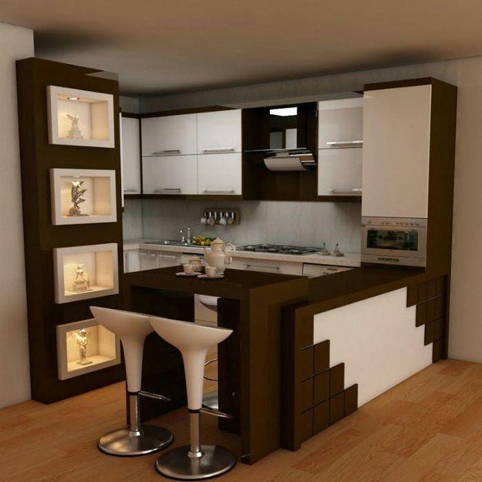 جدیدترین مدل کابینت اشپزخانه mdf مدرن برای جذابیت بیشتر خانه شما