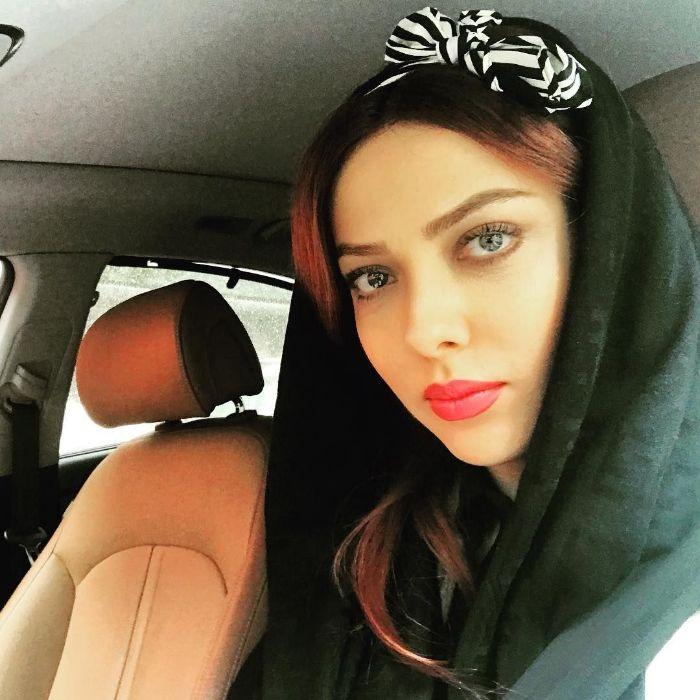 لیلا اوتادی به جرگه متاهلین پیوست + عکس