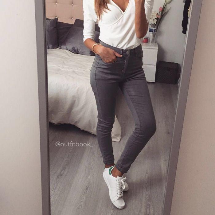 جدیدترین مدل شلوار جین 2018 دخترانه مخصوص دختر خانم های خوش ذوق