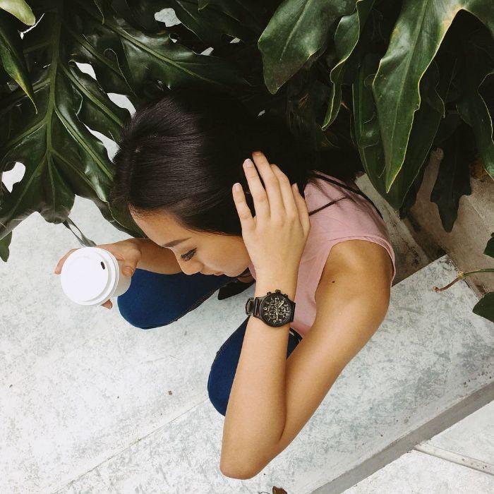 گالری از مدل ساعت دخترانه 2018 شیک