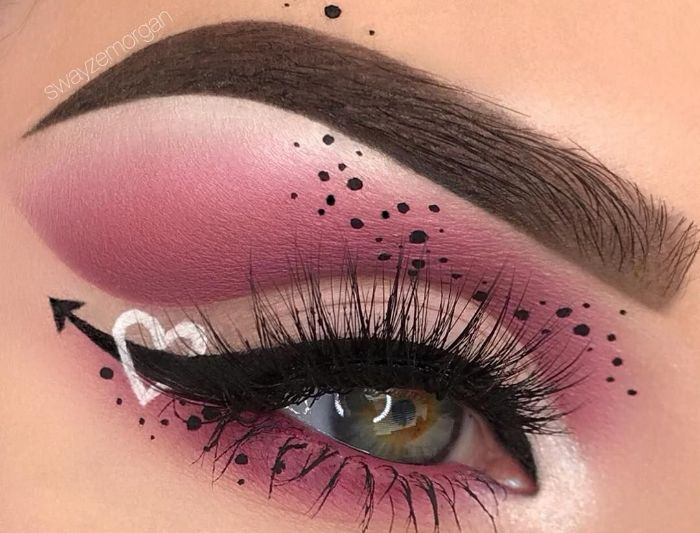 آرایش چشم برای مهمانی با جدیدترین متدهای آرایش چشم روز دنیا