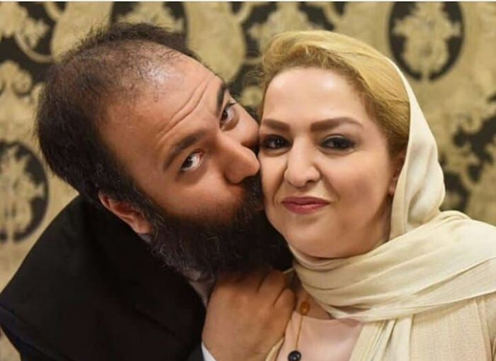 نرگس محمدی تولد مادرش را تبریک گفت