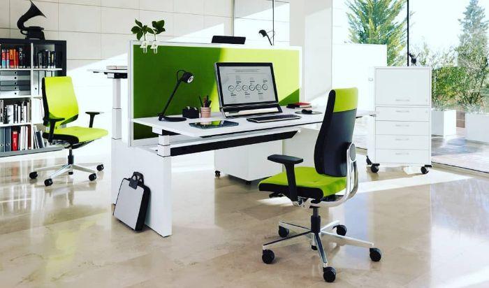 جدیدترین مدل مبلمان دفتر کار 2018 سری 1 با چندین طراحی متفاوت