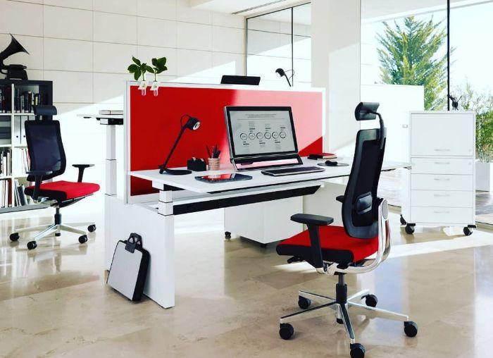 مبلمان مدرن دفتر کار