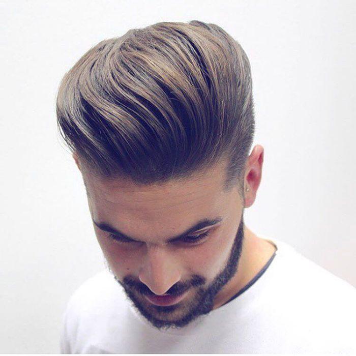 مدل مو مردانه کوتاه ساده 2018 اروپایی با استایل های زیبا