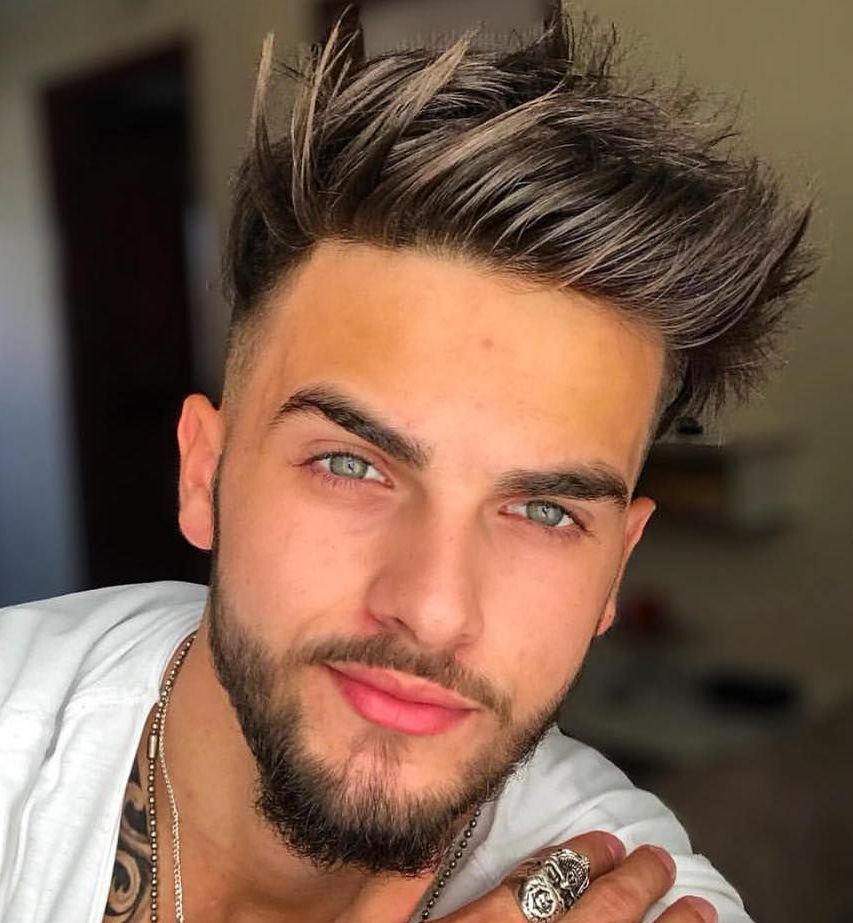 جذاب ترین مدل مو مردانه کوتاه فشن 2018 شیک مد روز دنیا