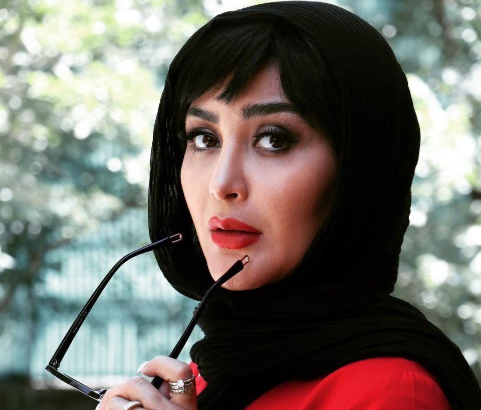 گریم و لباس مريم معصومی در فیلم جدیدش