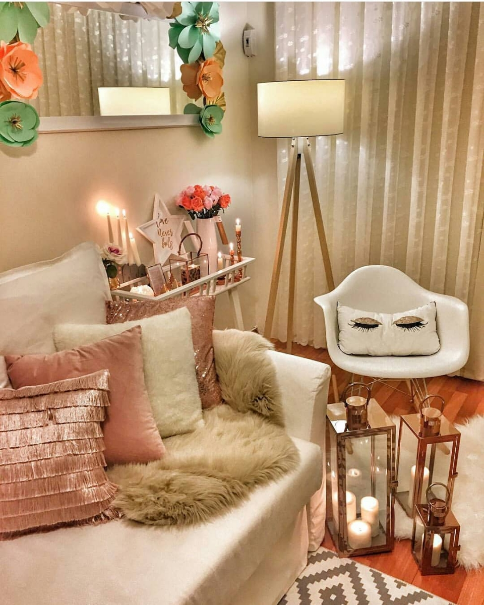 مدل دکوراسیون منزل عروس جدید ۲۰۱۹ جذاب و زیبا + تصاویر