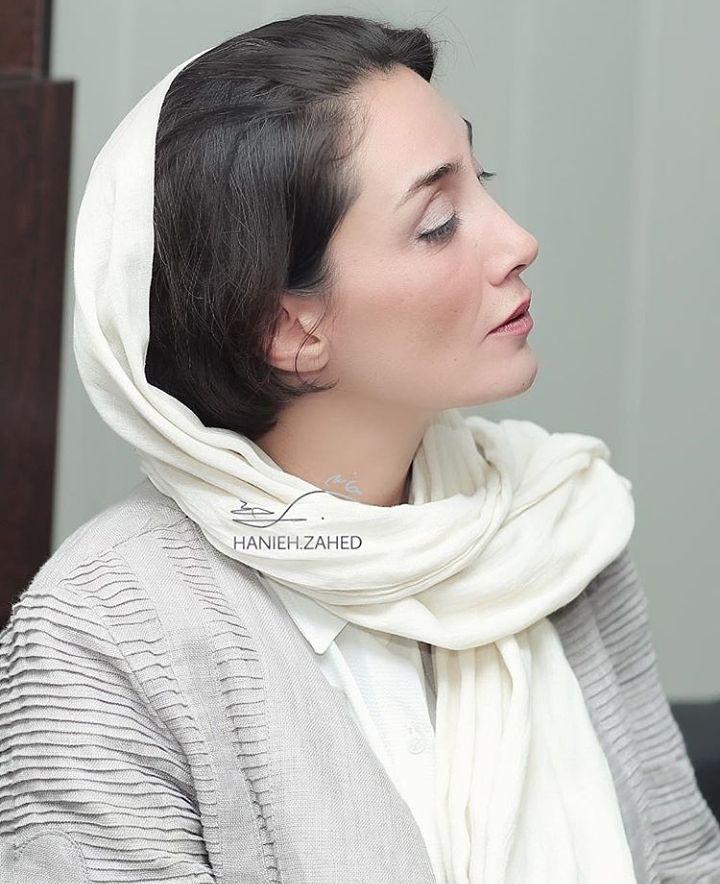 """صابر ابر و هديه تهرانی در پشت صحنه """"مسخره باز"""""""